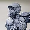 WIP: Thaddeus Steampunk Rider
